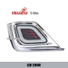 Pickup Isuzu D-max series DRL LED Daytime Running Lights Car
