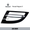 Renault Megane III DRL LED Daytime Running Lights Cars