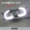 TOYOTA Previa front fog lamp assembly LED DRL lights daytime