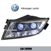 VW Lavida 2011-2013 DRL LED Daytime Running Lights with Fog